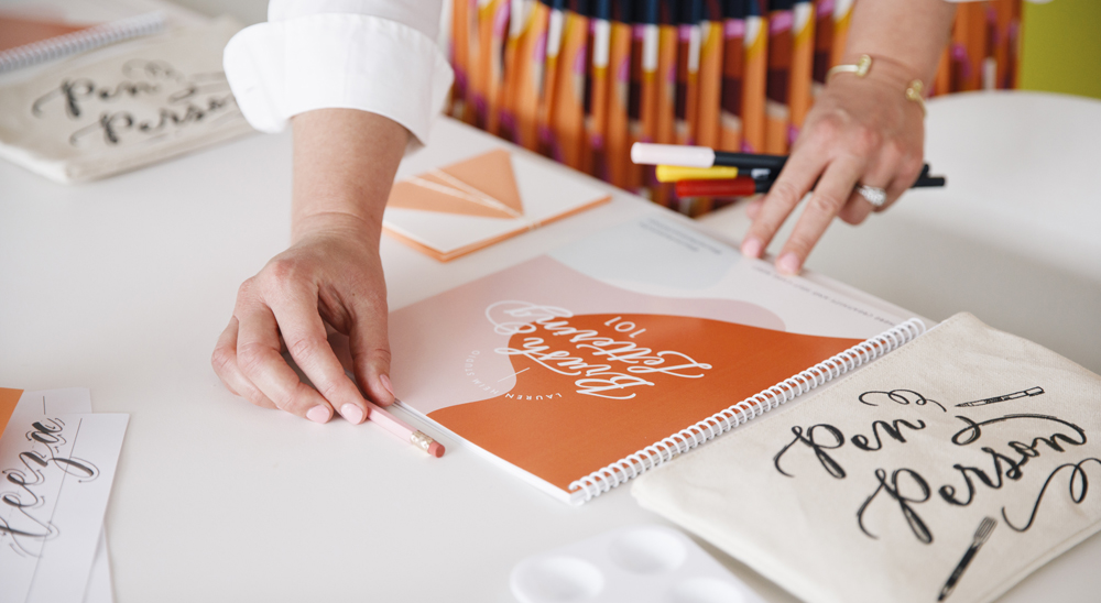Kansas City calligraphy workshops